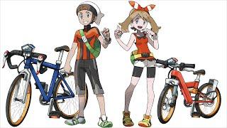 ポケモンオメガルビー マッハ自転車とダート自転車を同時持ちする方法 自転車2台目入手方法 How to get Both Bikes in ORAS
