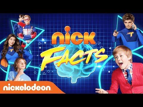 Nick Facts feat. Jace Norman, Kira Kosarin, Casey Simpson & More!   Nick