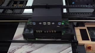 SJ Tech39s 가구 합판 출력 UV 프린터