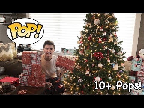 HUGE Christmas Funko Pop Haul  10+ Pops