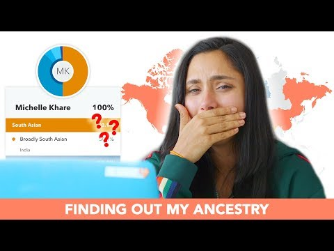I Took A DNA Ancestry Test