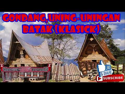 flute, uning-uningan Batak Nonstop, gondang, popular tortor the latest popular 2018