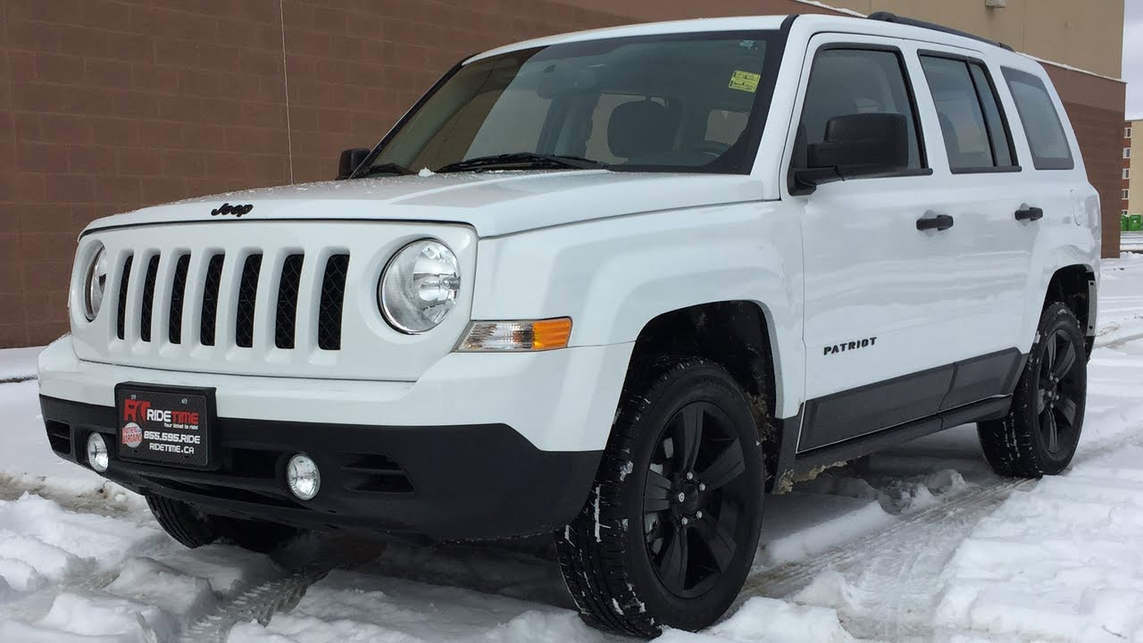 2015 jeep patriot high altitude 4wd black alloy wheels. Black Bedroom Furniture Sets. Home Design Ideas