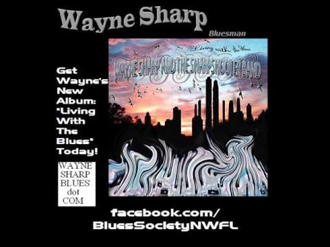 Blues Society of Northwest Florida-Wayne Sharp Interview