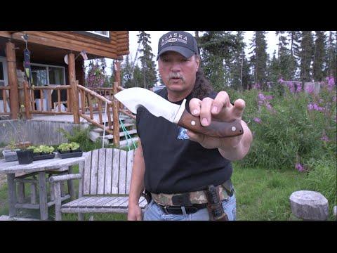 Alaska Man's Bush Survival Kit