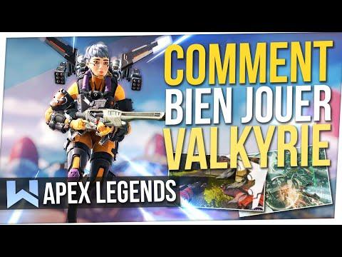 Tuto Valkyrie : Tout SAVOIR pour la JOUER PARFAITEMENT | Apex Legends