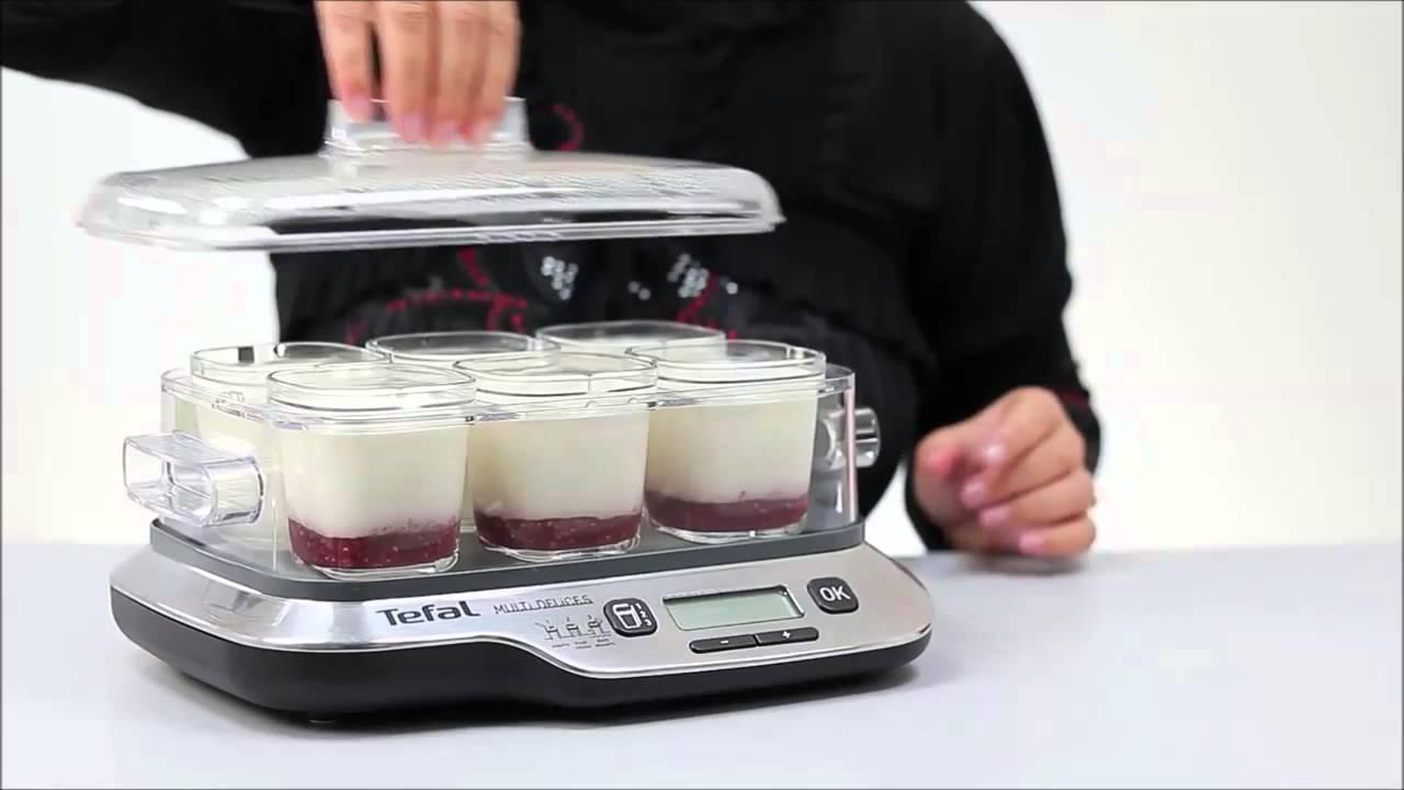 Йогуртницы тефаль инструкция