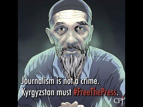 #FreeThePress: Azimjon Askarov, Kyrgyzstan