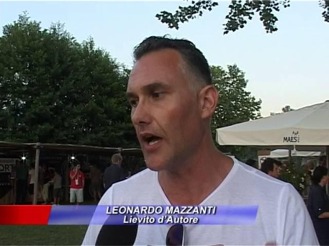 Servizio Tg Versilia News 21.07.15  Rete Versilia News  Lieviti d'Autore - Pietrasanta