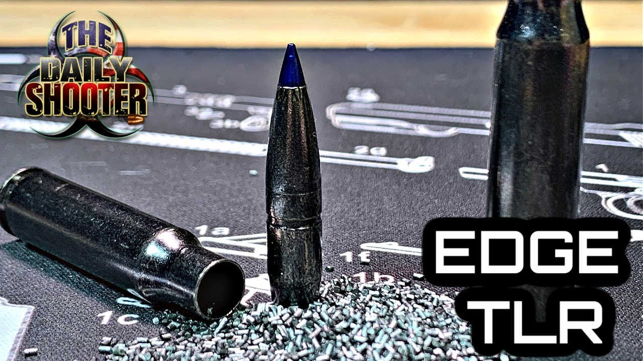 Federal EDGE TLR 175gr Match Up Close Look