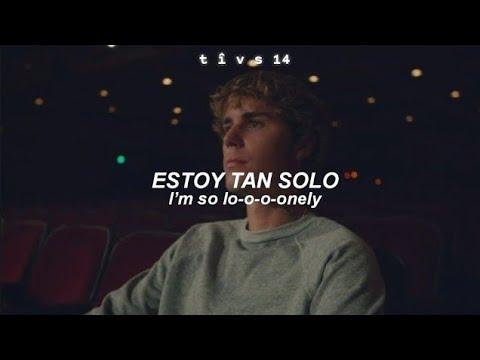 Justin Bieber & benny blanco - Lonely (Official Music Video)    Sub. Español + Lyrics