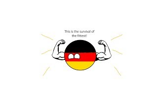 How did Germany become powerful?