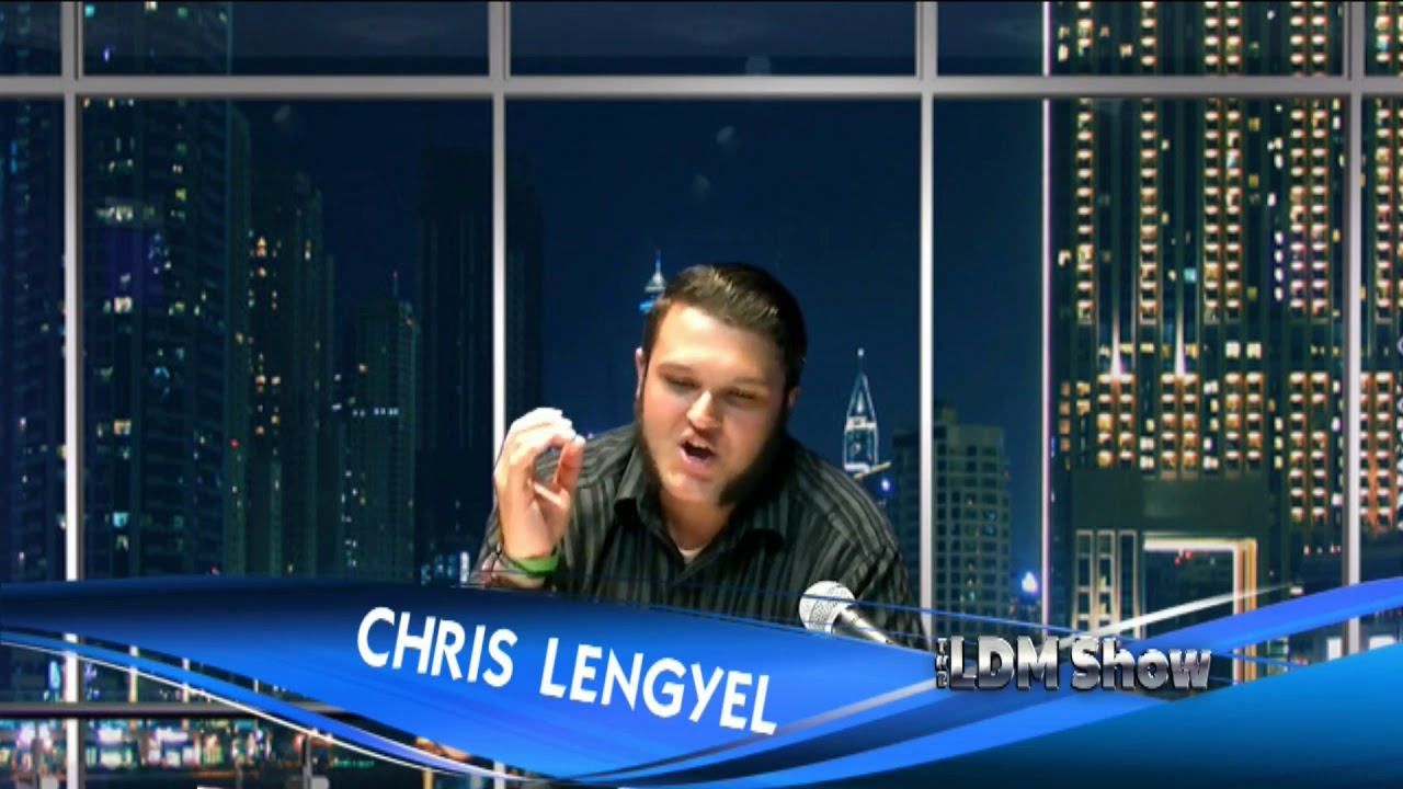 The LDM Show -Magic day with Chris Lengyel