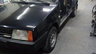 Вопрос - Ответ (на тему кузовного ремонта авто)