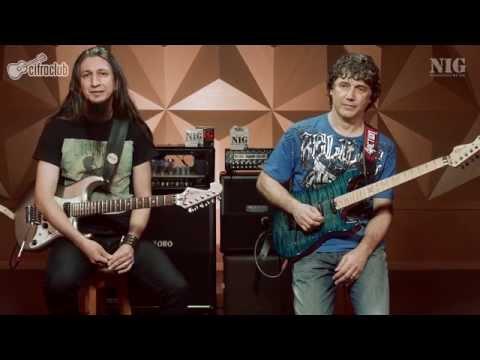By NIG | Equinox - 4Action - Roger Franco e Sydnei Carvalho (aula de guitarra)