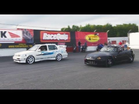 Jesse VS Johnny Tran Rematch! - Fast and Furious Paul Walker Meet