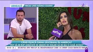 Oana Zăvoranu își cumpără casă de lux în America