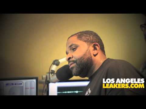 Kendrick Lamar Breaks Down The Meaning Behind good kid, mAAD city w The LA Leakers