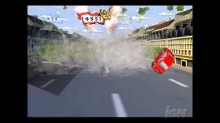 Rayman Raving Rabbids 2 Nintendo Wii Gameplay - Burping