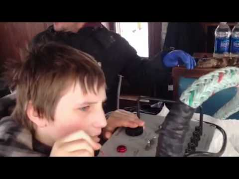 False Pass Undersea ROV Student Survey - Video by Alaska Deep Ocean Science Institute