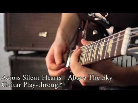 Клип ACROSS SILENT HEARTS - Above The Sky