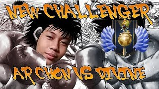 Archon vs Divine! Cer.Mike.WxC Plays Troll in Divine Rank! (Episode 2)
