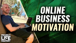 THE TRUTH ABOUT MAKING MONEY ONLINE  | Stefan James Motivation