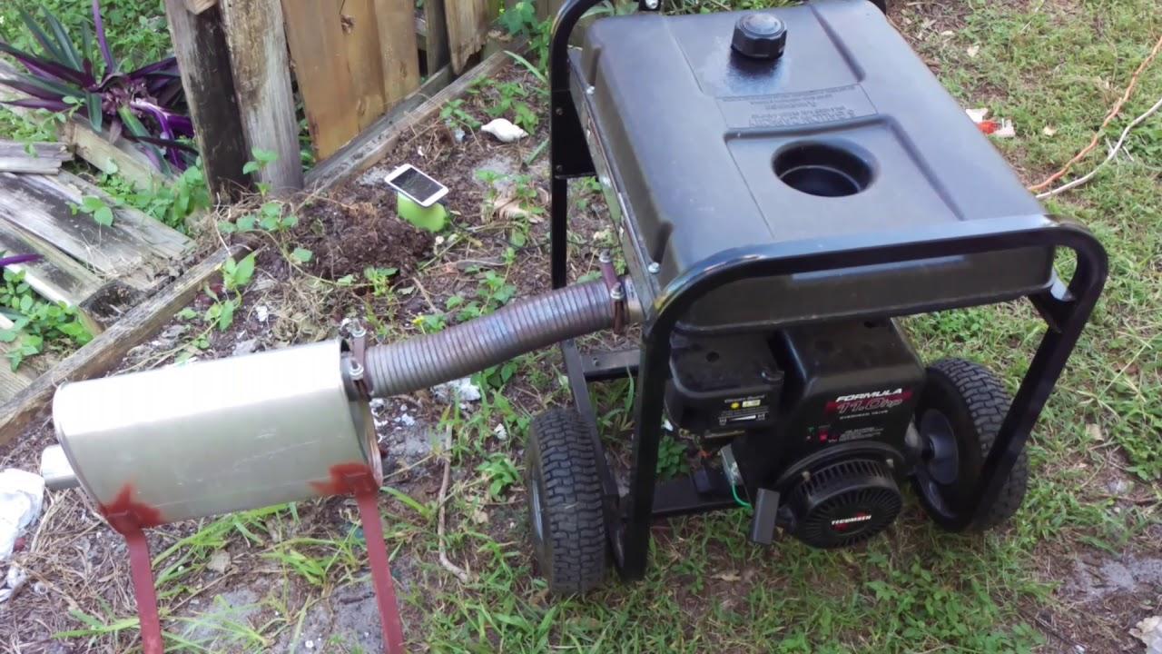 Diy Generator Muffler – Wonderful Image Gallery