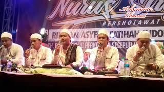 Gambar cover Qod Fazaman - Ridwan Asyfi Fatihah Indonesia live Nurus Siroj Bersholawat