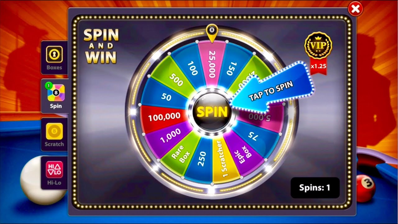 spin win - 2