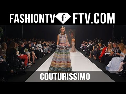 Couturissimo Couture Fall/Winter 2016-17 - Paris Haute Couture Week | FashionTV