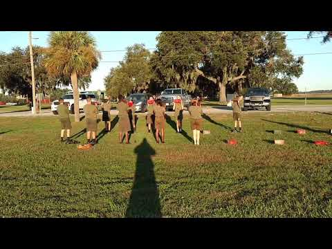 Nation Ford High School - Parris Island 2017