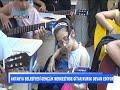 Antakya Belediyesi Gençlik Merkezi'nde gitar kursu devam ediyor