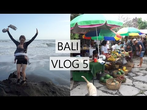 Our daily life with a baby in Canggu, BALI | FAMILY TRAVEL VLOG
