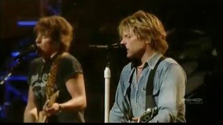 Bon Jovi - Miss Fourth of July (Atlantic City 2004)