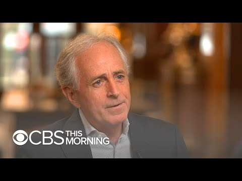 Sen. Bob Corker says Trumps personal conduct hurts the U.S.