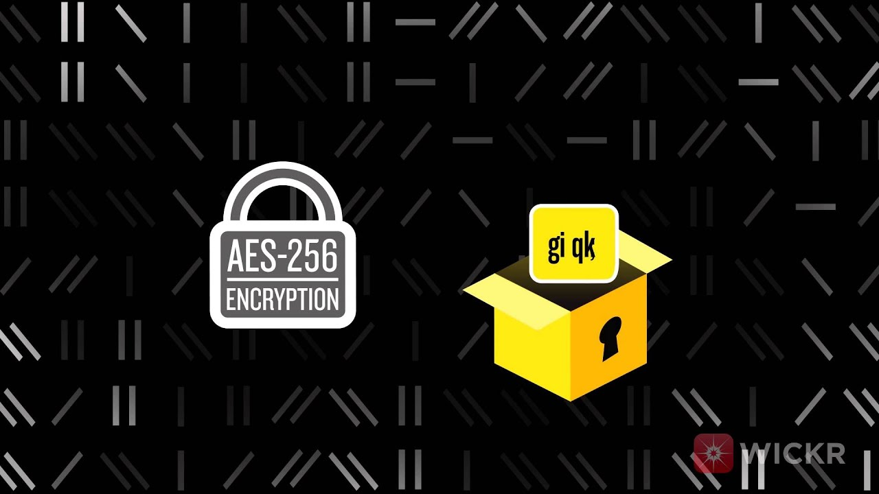 Wickr Encryption Layers - YouTube