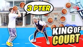 Download CALL OUT YOUR MOVE 1v1 NBA King Of The Court Mp3 and Videos