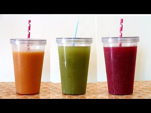 DIY Quick & Healthy Summer Drinks | Stay Cool This Summer