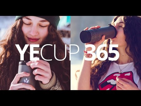 Crowdfunding project of the week: Yecup 365 mug can heat or cool your drink on demand