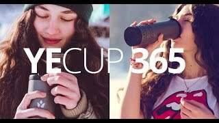 Yecup 365  - Your All Season Smart Mug - Now on Indiegogo