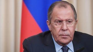 Лавров комментирует убийство российского посла в Турции
