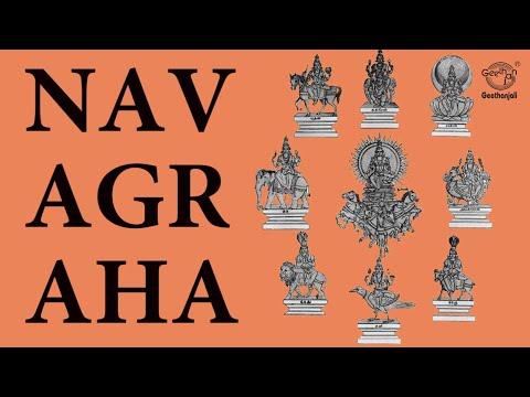 Navagraha Stotram - Mangalam - Mantras for all Nine Planets - Dr.R. Thiagarajan