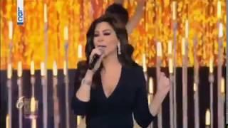 Elissa Omry Ebtada اليسا /  Brilliant Lebanese Awards 2017
