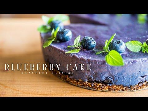 Blueberry Cake (vegan) 鈽� 銉栥儷銉笺儥銉兗銈便兗銈伄浣溿倞鏂�