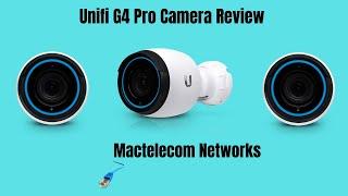 Unifi G4 Pro Camera Review