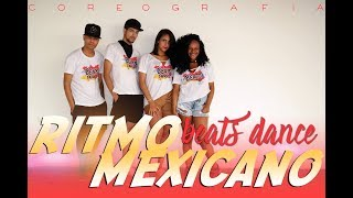 MC GW- RITMO MEXICANO | Beats Dance Choreography