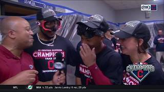 Central Division Champions: Edwin Encarnacion joined Indians to win & that's what they did