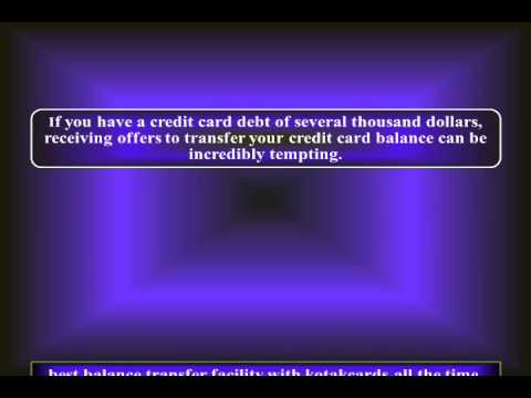 How to Get a Zero Balance Transfer Credit Card