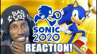 Sonic 2020 Initiative Reaction & Discussion